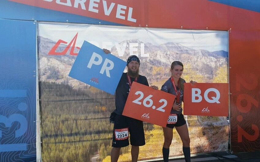 REVEL Big Cottonwood Canyon marathon 9.10.16