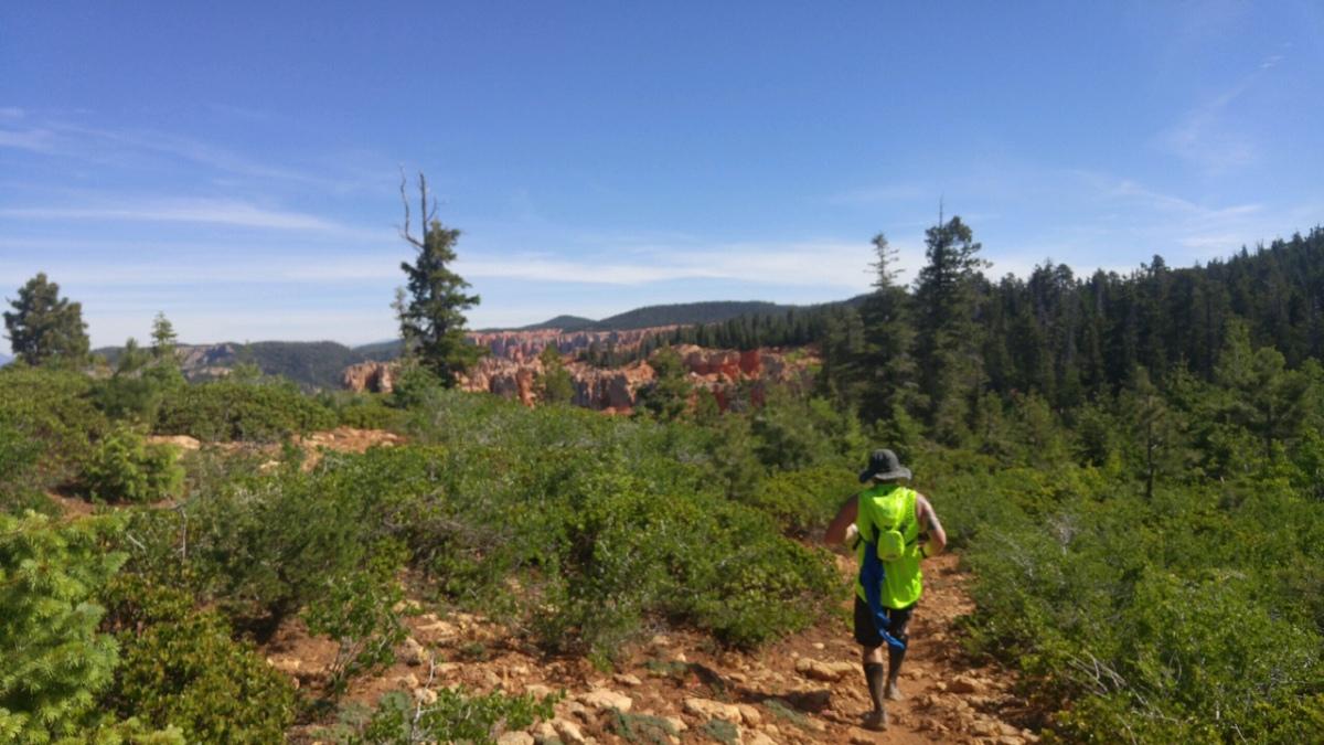 Bryce Canyon 50miler…
